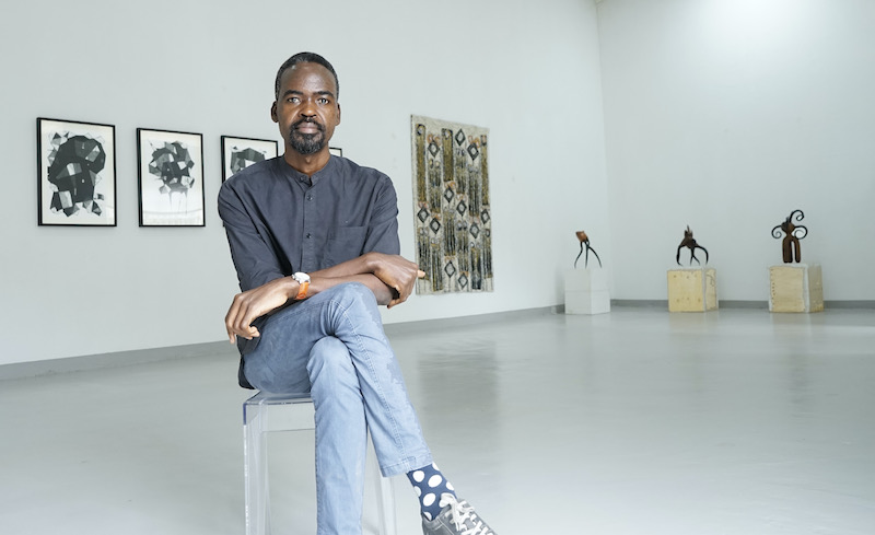 How Daudi Karungi is Bringing Visibility to African Artists?