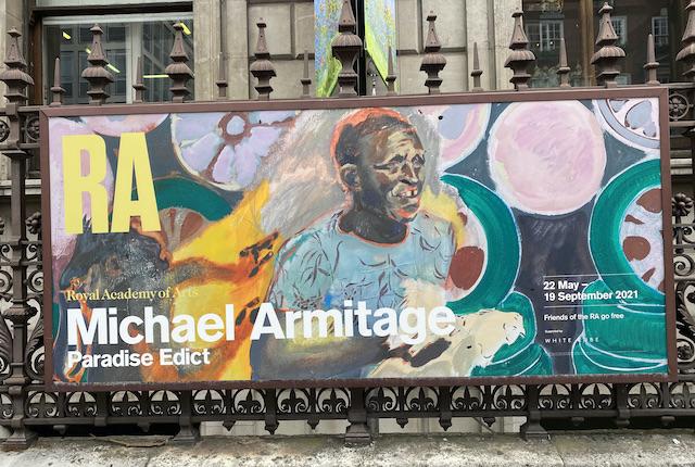Michael Armitage's  Paradise Edict: The Artist as a Historian